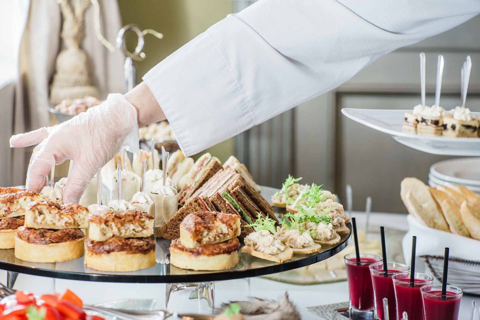 Catering catering-julefrokost-stor