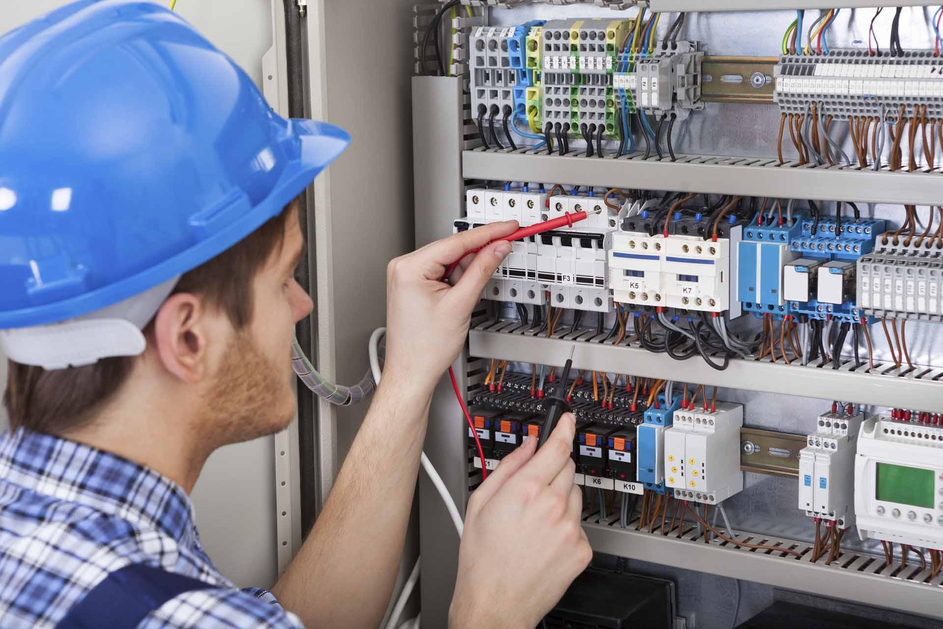 El-arbejde, spar 40% - Indhent tilbud fra elektrikere